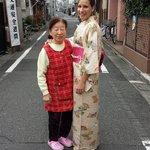 Fun and interesting experience getting dressed up in a kimono!