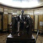 Lincolns Grabstätte
