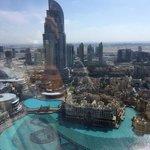Dubai mall & Fountain view