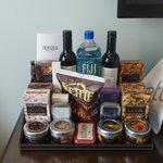 room snack bar