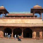 Panch Mahal - Fatepur Sikri Agra