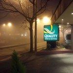 Foggy nights in Seattle~