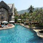 Phuket orchid resort main pool