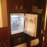 Холодильник и сейф