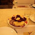 Салат из овощей ))))