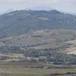 Orvieto hills