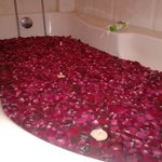 my room bathtub setup by rosepetal grt wrk