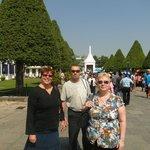 Visit to Grand Palace