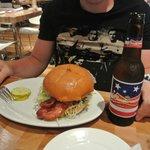 Photo of Zinburger Wine & Burger Bar