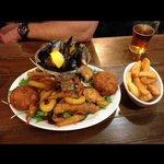 Sea food platter!