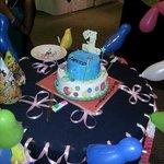 Sons First Birthday