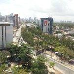 Vista da Avenida Domingos Ferreira