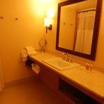 bathroom of room 959