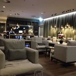 Business lounge bar