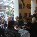 Opera og hygge på Restaurant Lazio