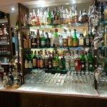 Dal bar...