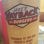 Jake's Wayback Burgers East Windsor Connecticut