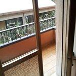 finestra e balconcino