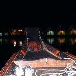 Lake House - Night view