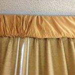 torn curtains