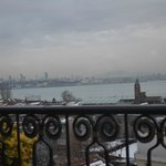 Boğaz'dan Marmara'ya çıkış