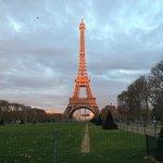 Eiffel Tower - Just a short walk away!
