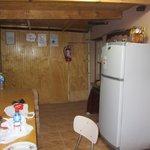Cozinha do Albergue