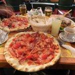 pizza alla Lanterna