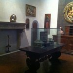 Museo Horne a Firenze, una sala