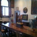 Museo Horne a Firenze, salone al primo piano