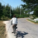Our cycling around AKA Guti