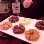 Dessert Tour Sugar Daddy's Brownies & Blondies 11/2/13
