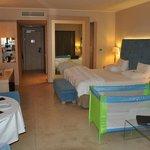 Daios Cove - une chambre