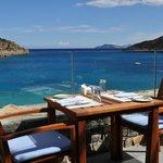 Daios Cove - un restaurant