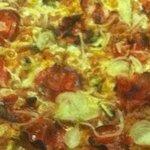 pizza al metro