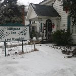 The Millpond Inn in Clarkston welcomed us when our Power went out due to an Ice Storm