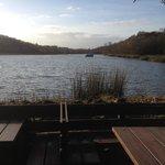 Lakeside Bar Seating