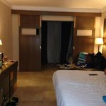 spacious family double room