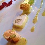 Bachsaibling Le Gourmet