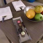 Chocs & fruits
