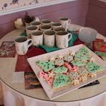 Paula's homemade Christmas cookies