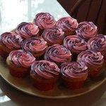 Paula's homemade cupcakes
