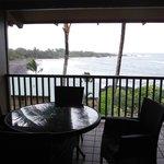 View from lanai #203