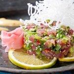 Sifo's Tuna Tartar