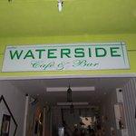 Water side, so modern in Krabi town.