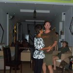 Dancing whith Yohan