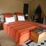 room mara camp