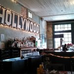Hollywood Cafe interior