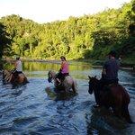 Horseback Riding at Rancho Luisa y Tommy