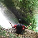 cliff Jumping-Rappelling with Kayak River Adventures